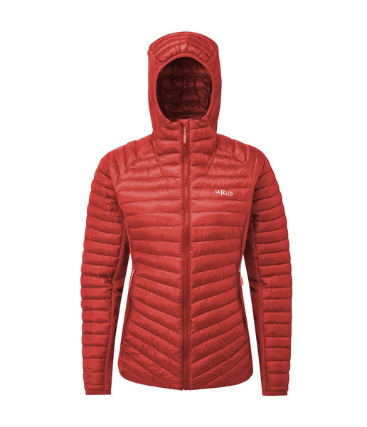WOMEN'S CIRRUS FLEX HOODY - DARK HORIZON