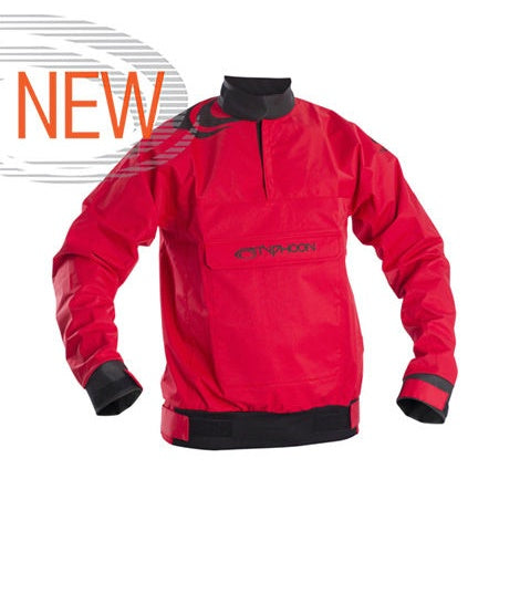 SCIROCCO SMOCK KAG - RED