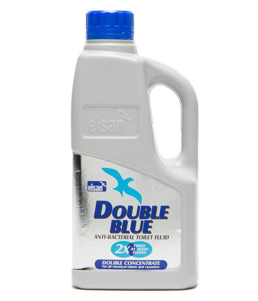 ELSAN DOUBLE BLUE ANTI-BACTERIAL TOILET FLUID