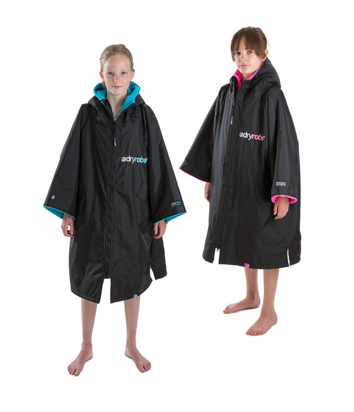 DRYROBE ADVANCE SHORT SLEEVE - KID'S - AGE 10-14 YEARS
