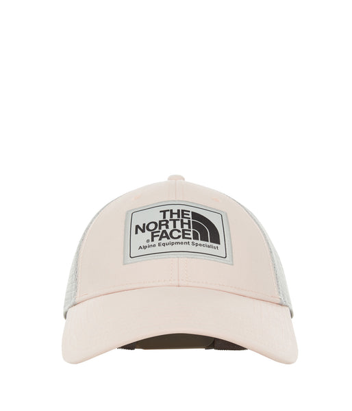 MUDDER TRUCKER HAT - PINK SALT/ASPHALT GREY