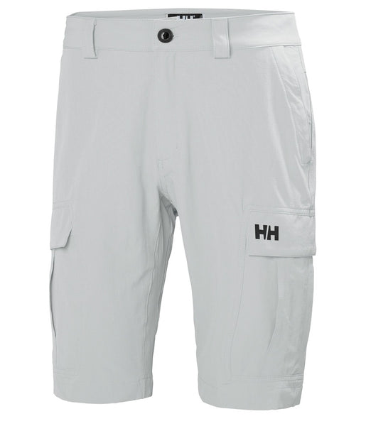 MEN'S HH QD CARGO SHORTS - GREY FOG
