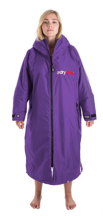 LONG-SLEEVE DRYROBE ADVANCE - SMALL ADULT