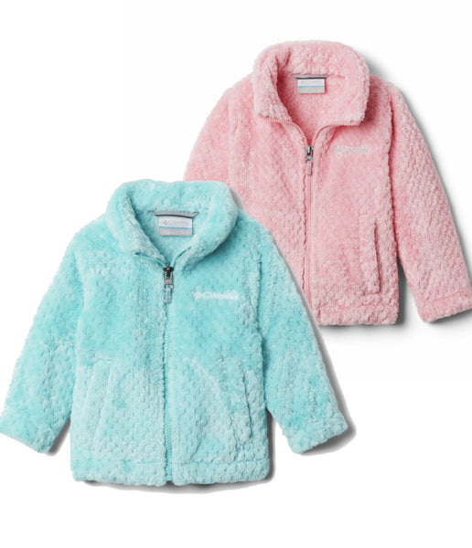 GIRL'S FIRE SIDE SHERPA FULL ZIP (AGES 4-10)