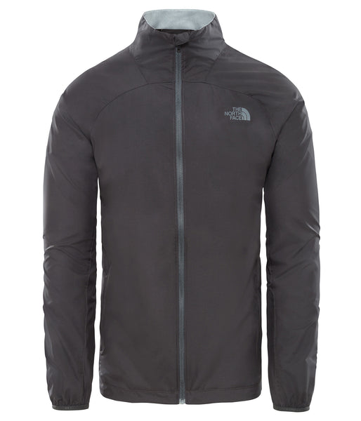 MEN'S AMBITION JACKET - DARK GREY HEATHER
