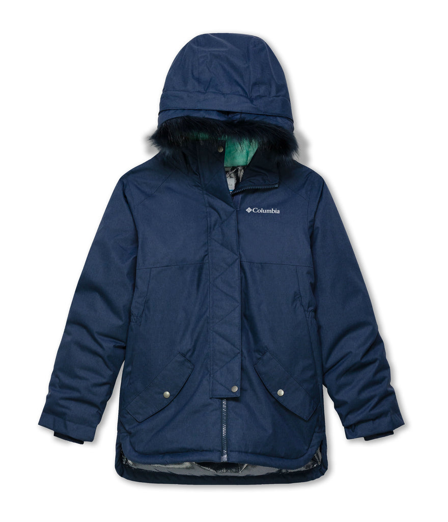 GIRL'S CARSON PASS MID JACKET (AGES 4-12)