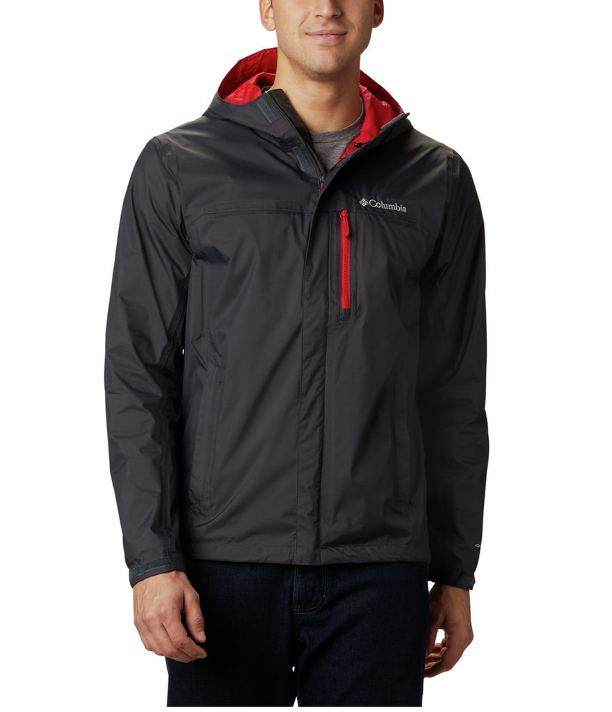 MEN'S POURING ADVENTURE II JACKET - SHARK