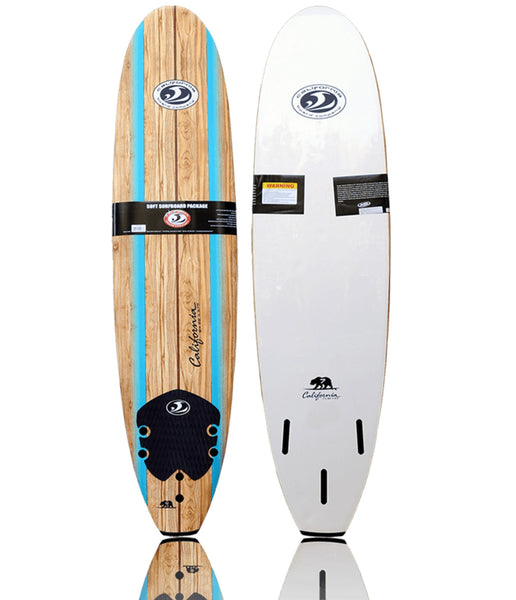 8 FOOT CBC SOFTBOARD