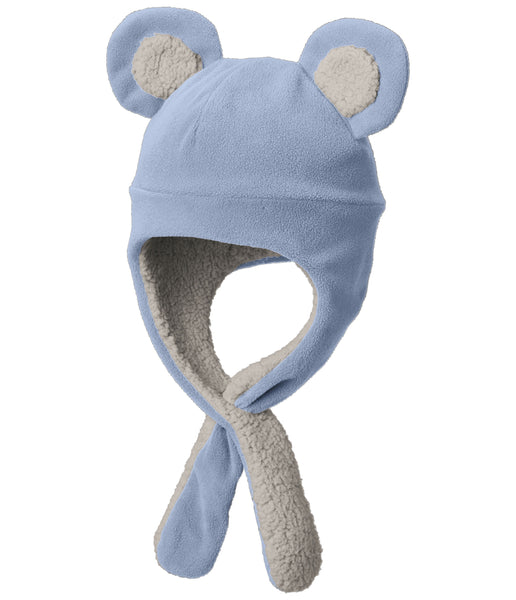 TODDLER TINY BEAR II BEANIE - FADED SKY