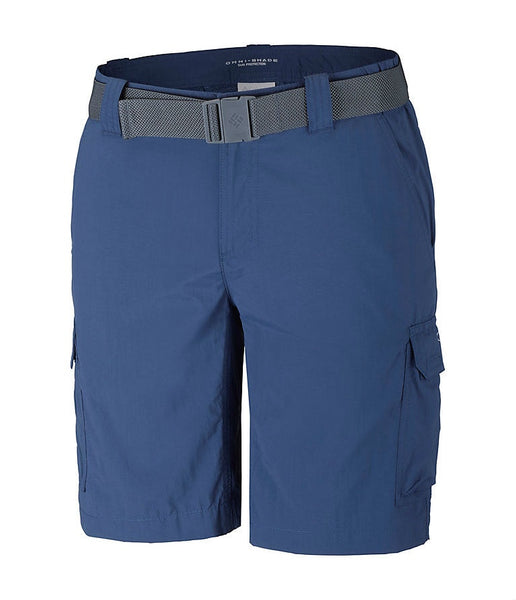 MEN'S SILVER RIDGE II CARGO SHORT - CARBON