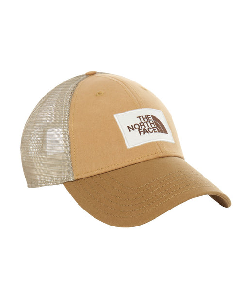 MUDDER TRUCKER HAT - BAMBOO YELLOW