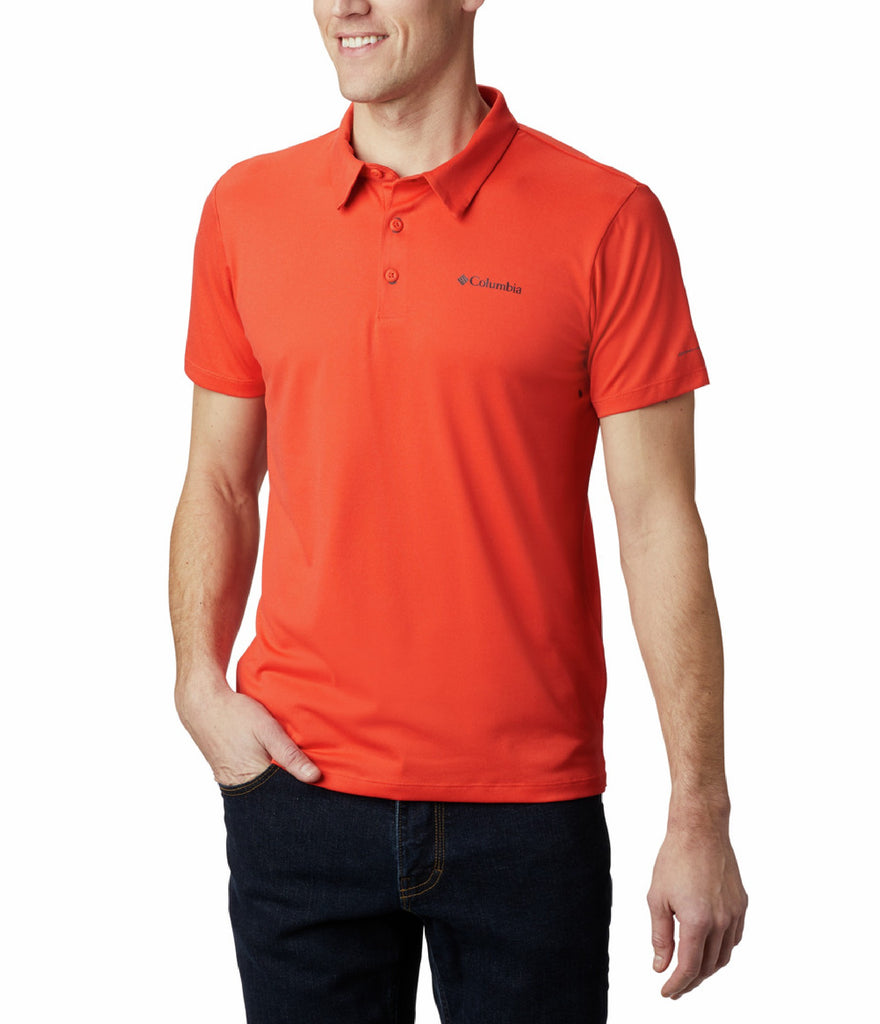 TRIPLE CANYON TECH POLO - WILDFIRE