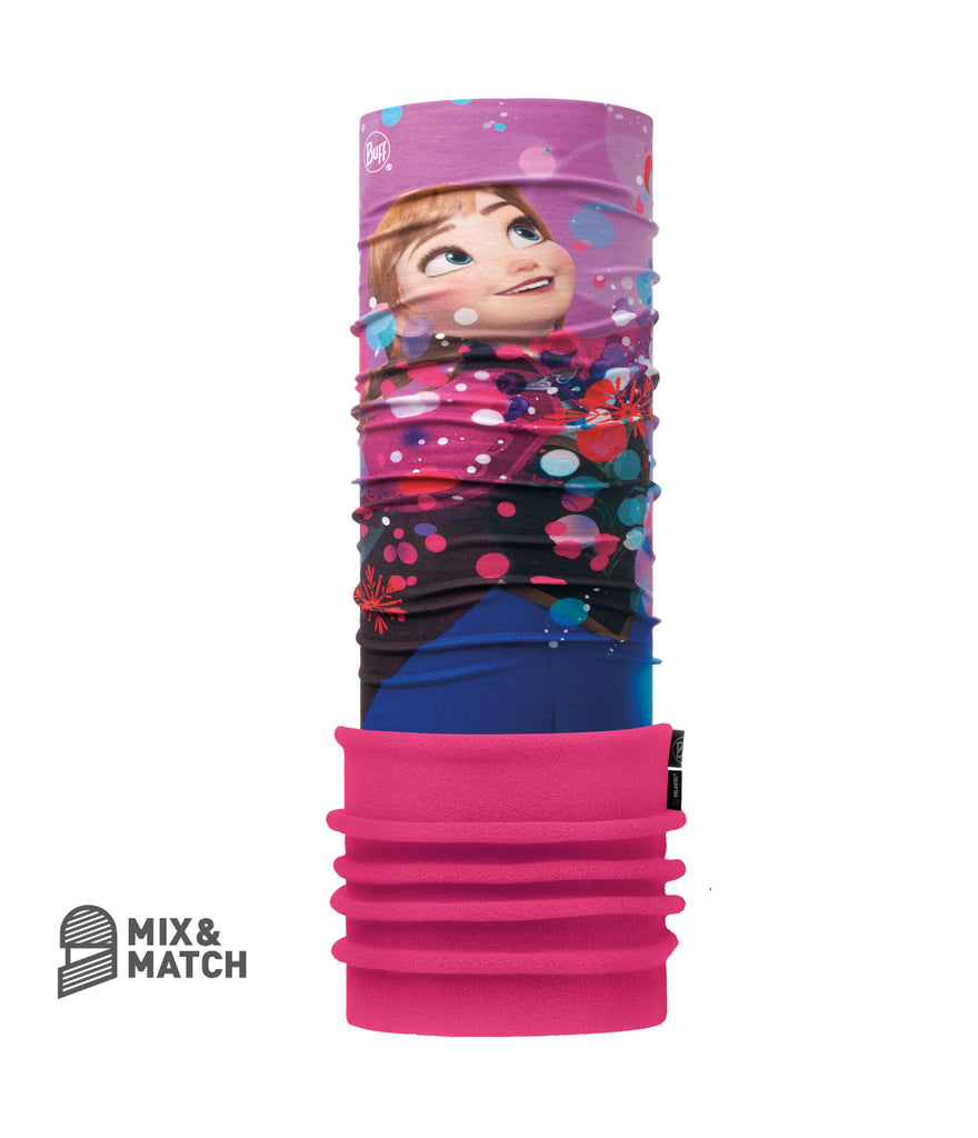 FROZEN ANNA BRIGHT PINK/BRIGHT PINK [JUNIOR POLAR BUFF]
