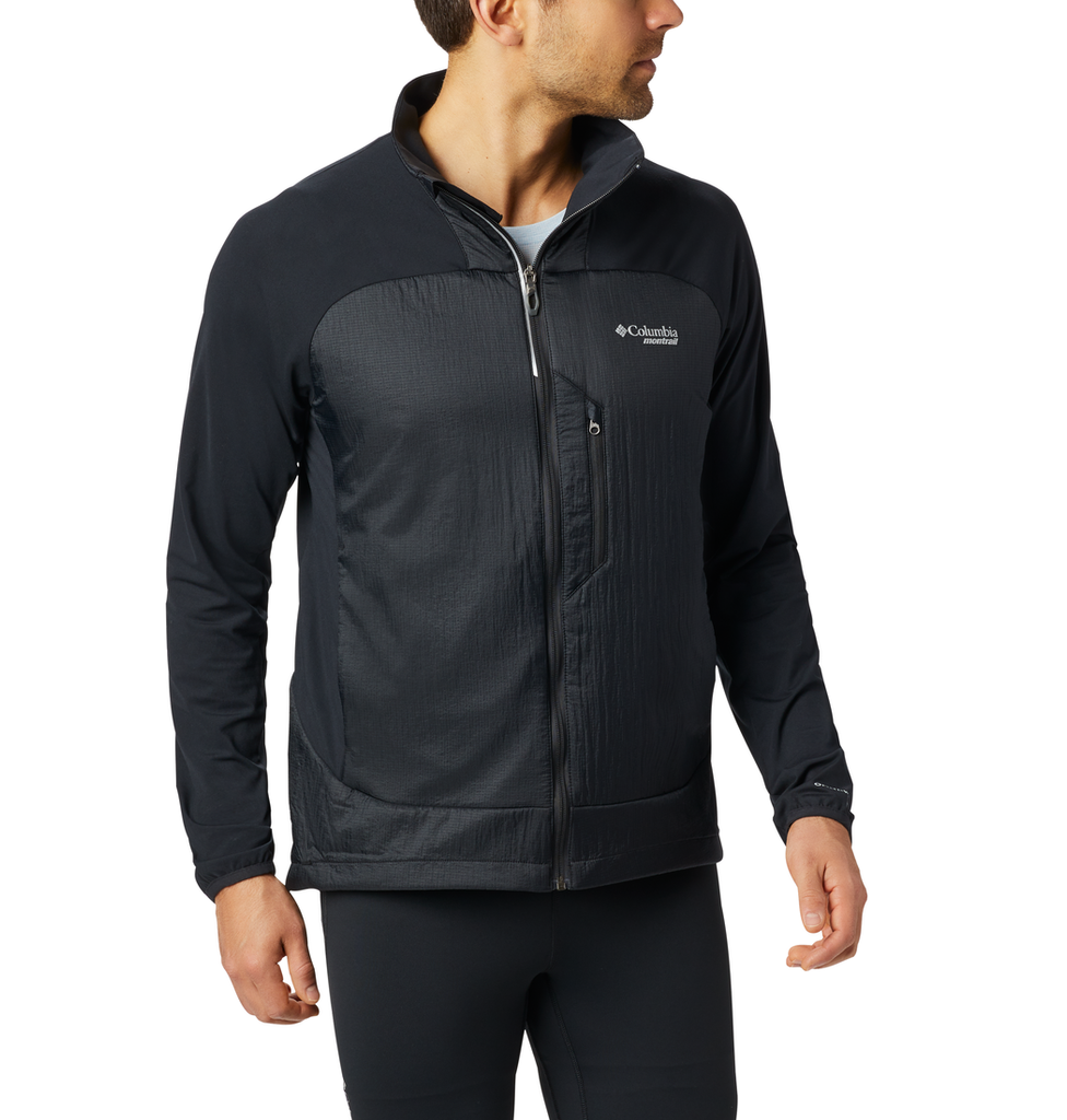 MEN'S CALDORADO III INSULATED JACKET - BLACK