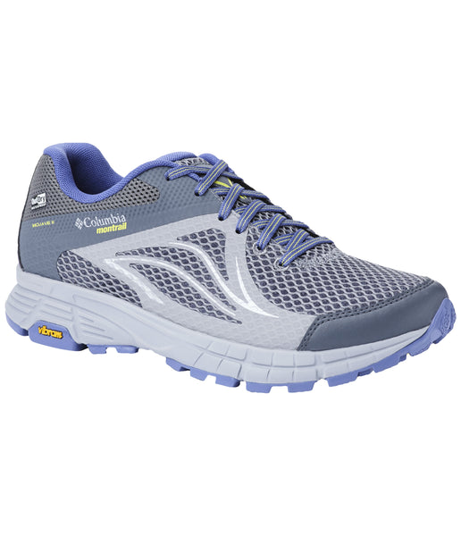 WOMEN'S MOJAVE TRAIL II OUTDRY - GREY STEEL, ACID YELLOW