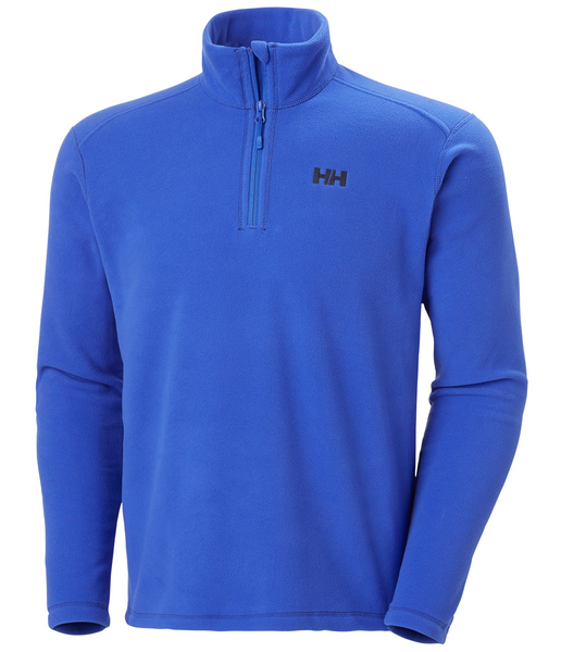 DAYBREAKER 1/2 ZIP FLEECE - ROYAL BLUE