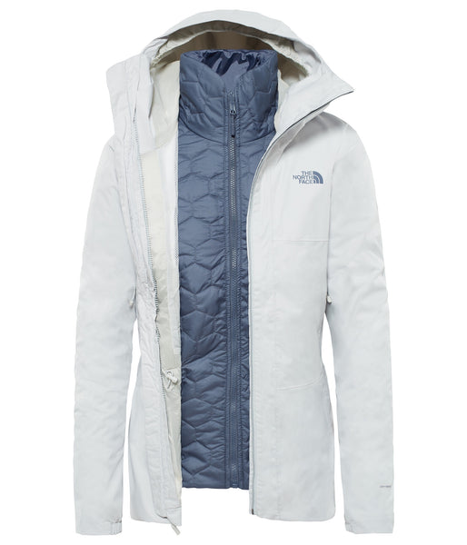 WOMEN'S HIKESTELLER TRICLIMATE JACKET -GREY