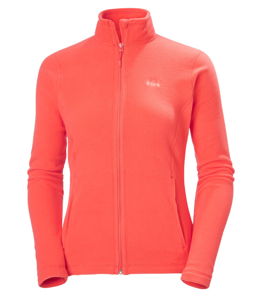 WOMEN'S DAYBREAKER FLEECE JACKET - HOT CORAL