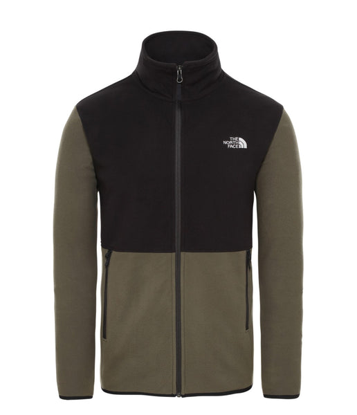 MEN'S TKA GLACIER FZ FLEECE - NEW TAUPE GREEN
