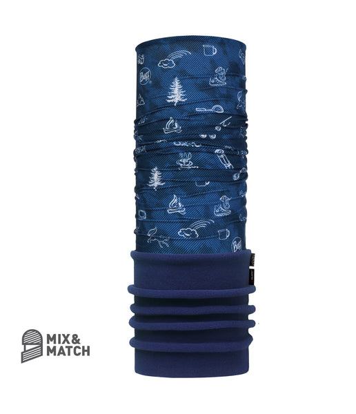 FUNNY CAMP NAVY/NAVY [JUNIOR POLAR BUFF]