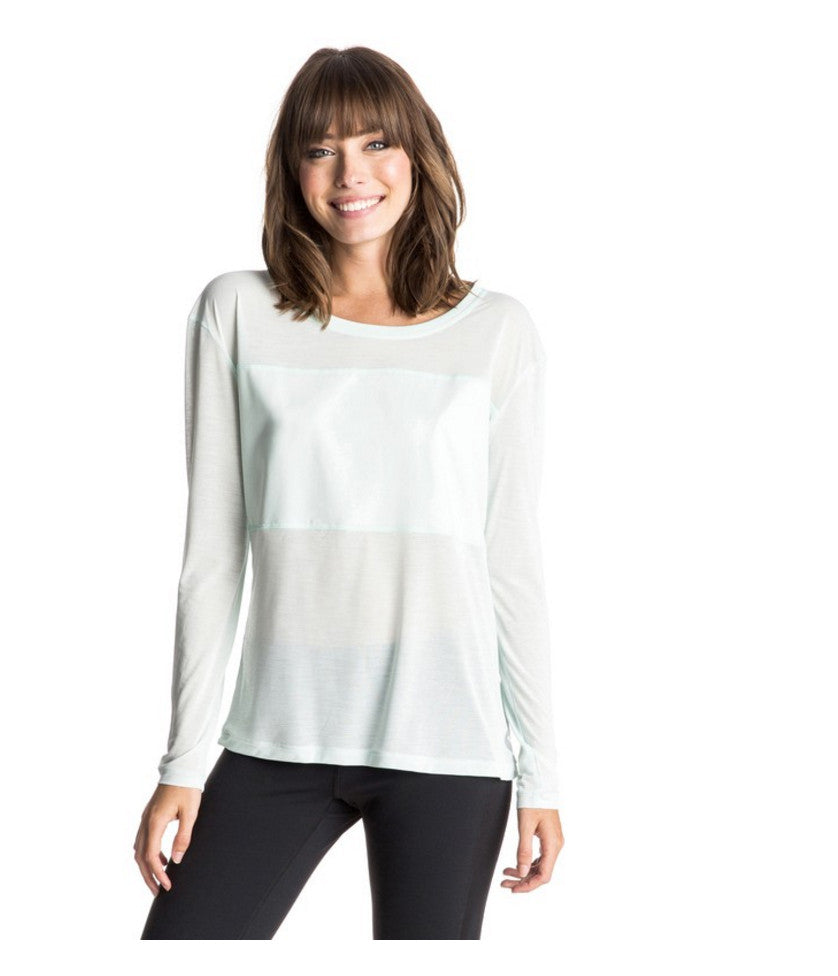 DEVOTEE LONG SLEEVE TOP