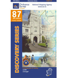WATERPROOF OSI DISCOVERY MAPS