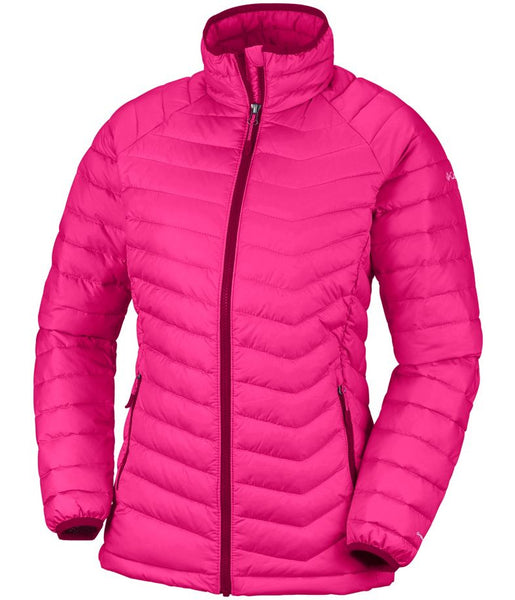 WOMEN'S POWDER LITE JACKET - CACTUS PINK