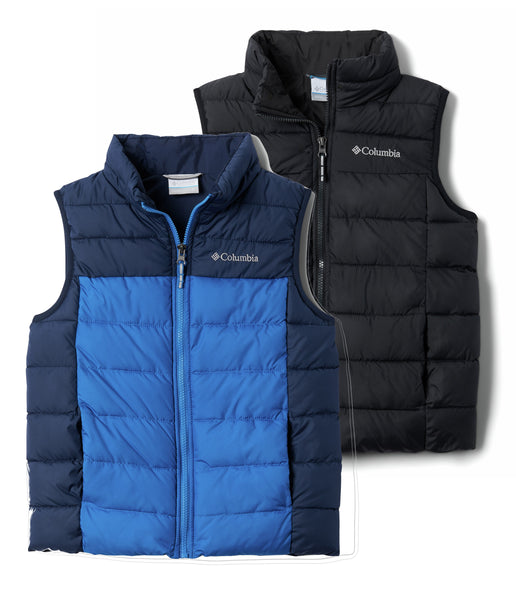 KID'S POWDER LITE PUFFER VEST - AGES 4-8
