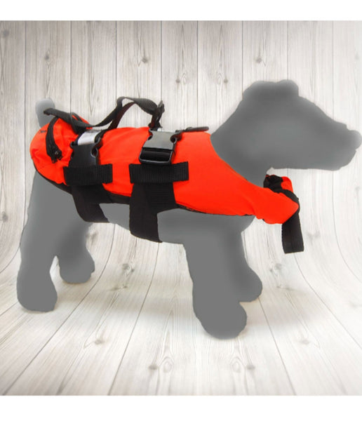 TWF DOG LIFE JACKET