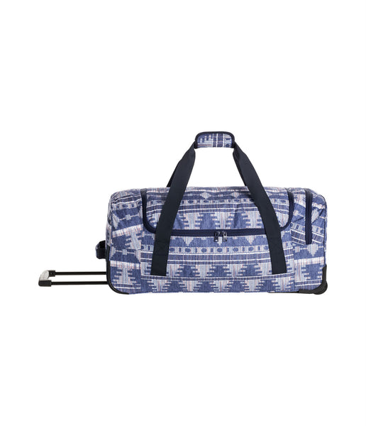 DISTANCE ACROSS - LARGE ROLLER DUFFEL BAG
