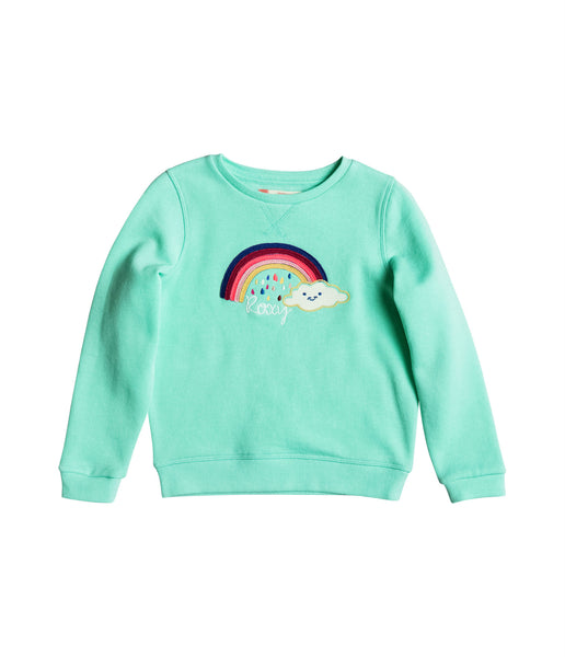 KID'S RUNNERS OF DAYS CREW NECK