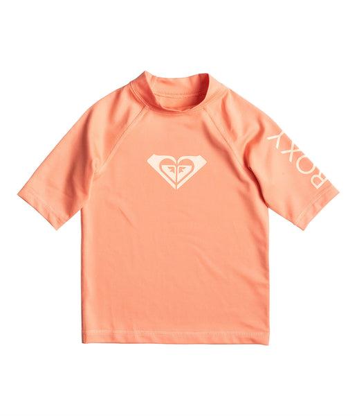 KIDS WHOLE HEARTED SS RASHVEST