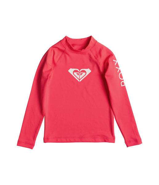 WHOLE HEARTED LS KIDS RASHVEST