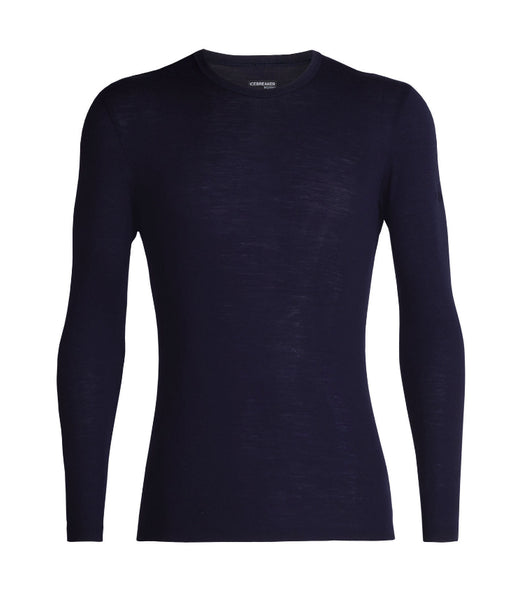 MEN'S 175 EVERYDAY LONG SLEEVE CREW - MIDNIGHT NAVY