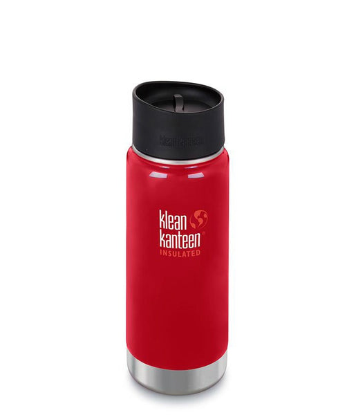 VACUUM INSULATED COFFEE CUP - 473ML - MINERAL RED