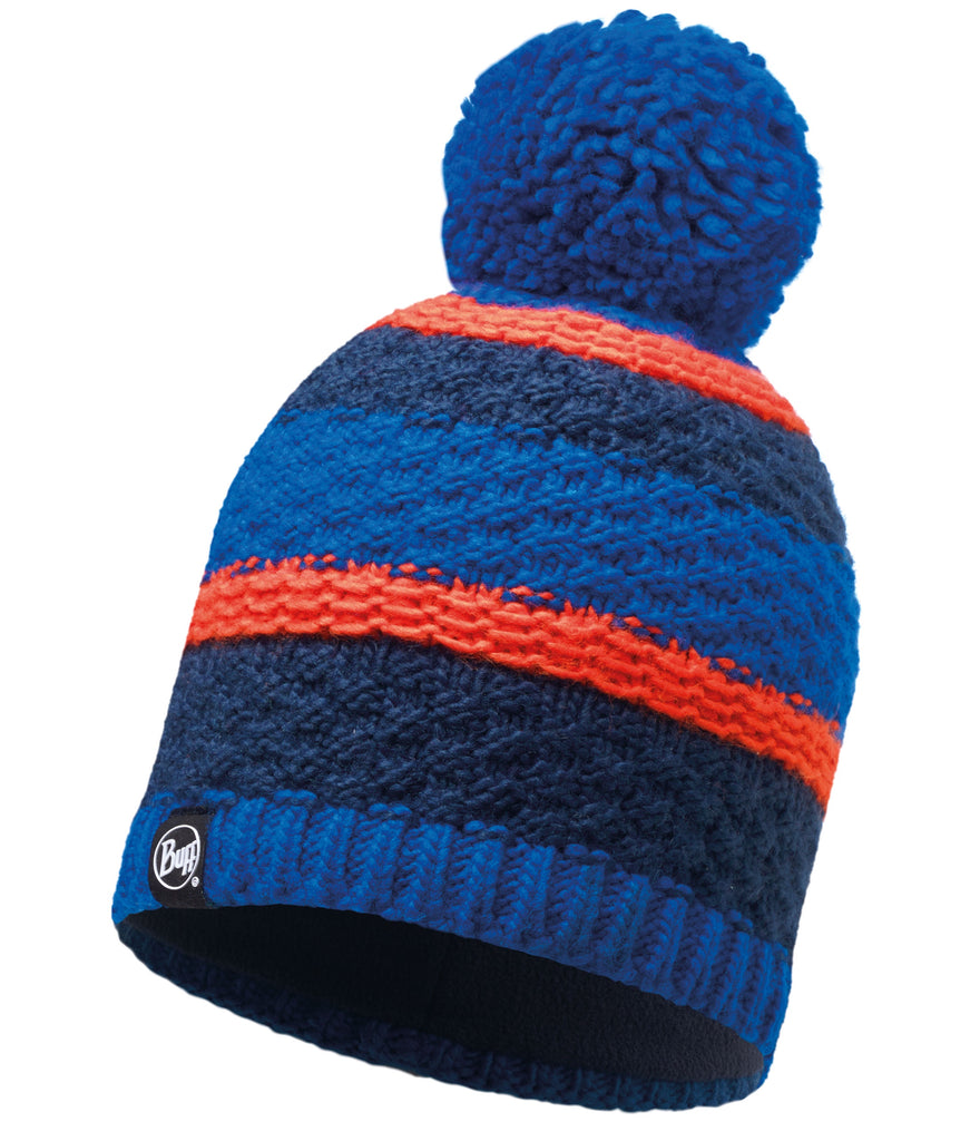 FIZZ BLUE SKYDIVER HAT [KNITTED HAT]
