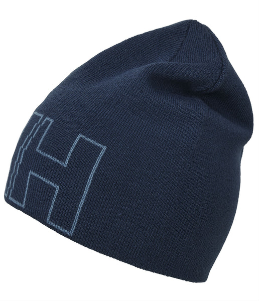 KID'S OUTLINE BEANIE - NORTH SEA BLUE