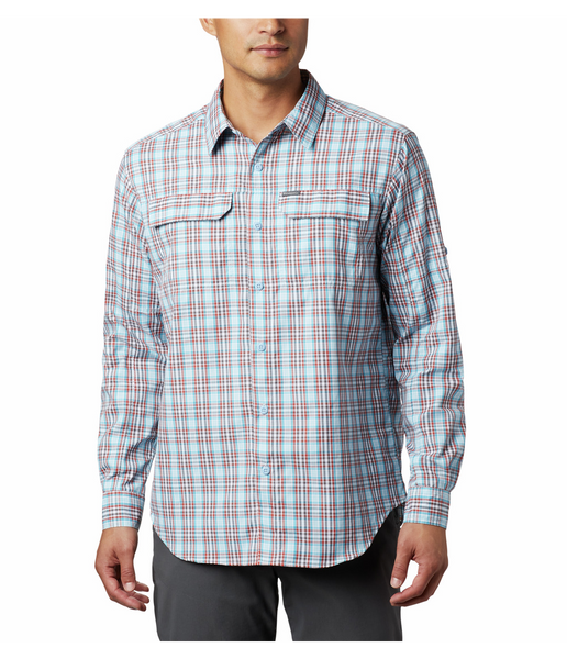 MEN'S SILVER RIDGE 2.0 PLAID L/S SHIRT