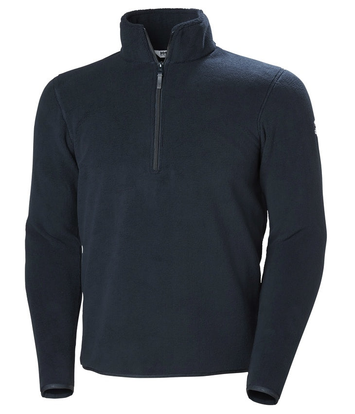 FEATHER PILE 3/4 ZIP FLEECE