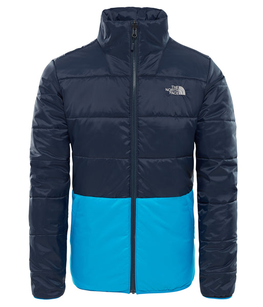 MEN'S TRESSIDER JACKET - URBAN NAVY/HYPER BLUE