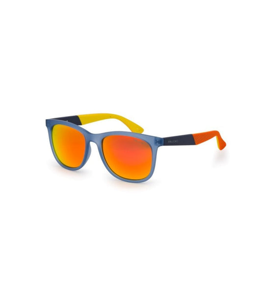 FIJI FF91 - BLUE/ORANGE/YELLOW FRAME/RED MIRROR LENS - CAT.3