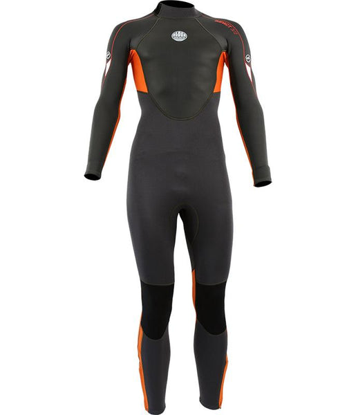 IMPACT FULL  3/2MM JUNIOR WETSUIT - AGES 4 TO 10