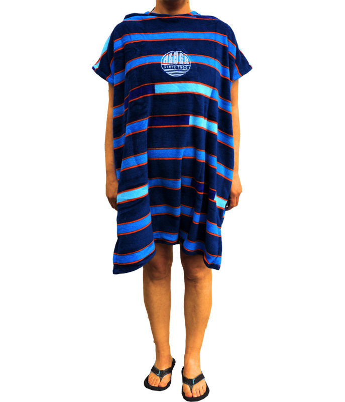 PONCHO CORAL JUNIOR