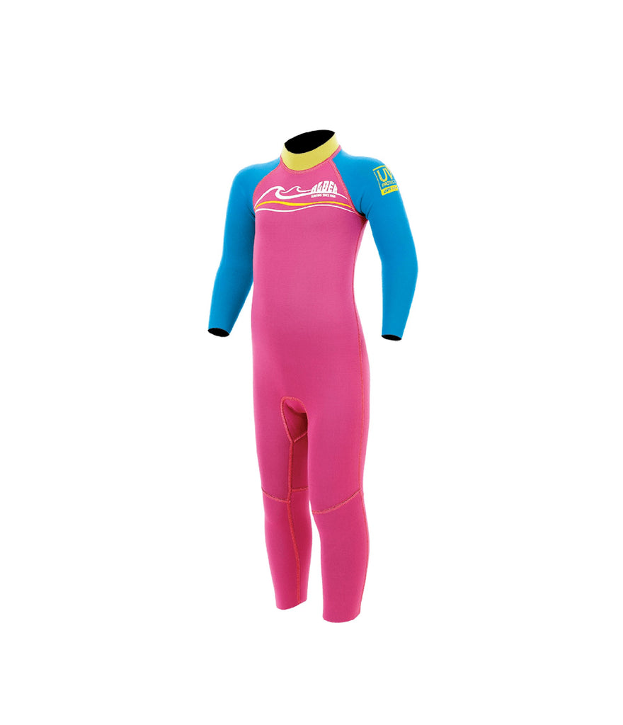 TODDLER FULL 2/2MM WETSUITS