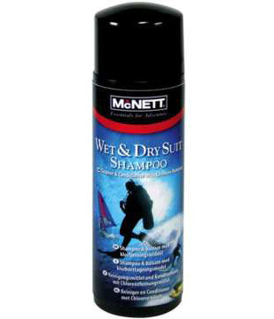 WET AND DRY SUIT SHAMPOO