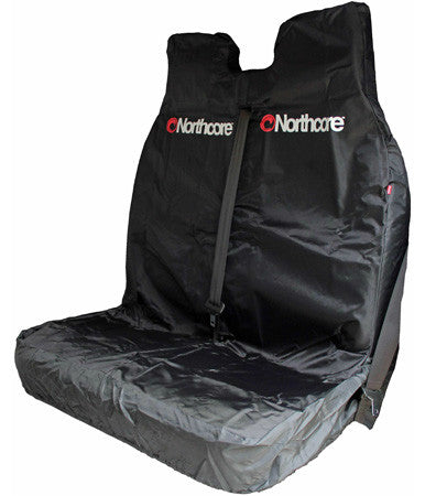 DOUBLE WATERPROOF VAN SEAT COVER