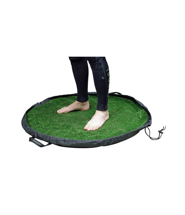 GRASS WATERPROOF CHANGING MAT/BAG