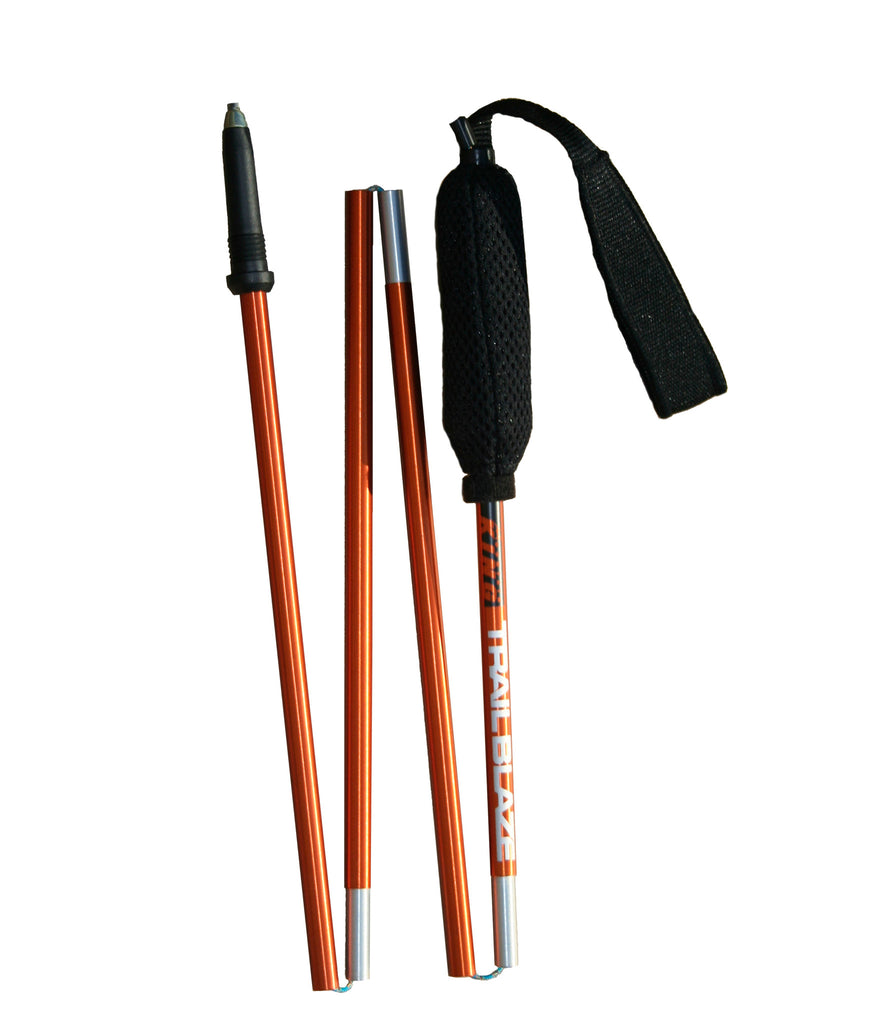 TRAIL BLAZE LIGHT COMPACT TREKKING POLES - PAIR