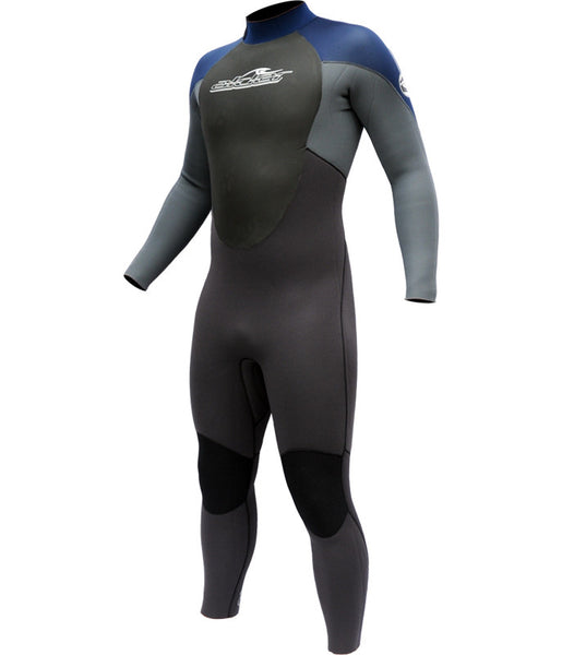 STEALTH ADULT WETSUIT 5MM