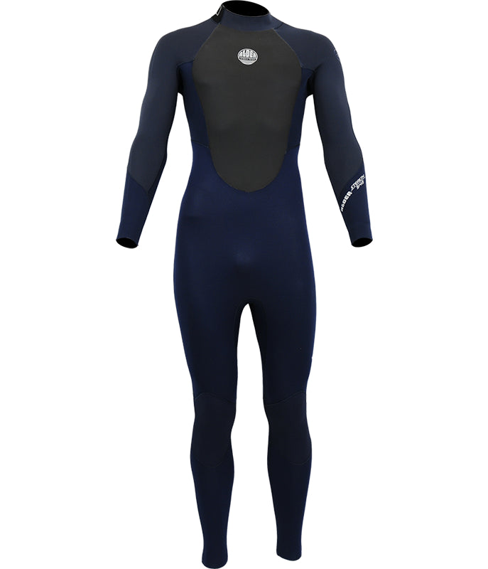MEN'S STEALTH ADULT 5/4/3MM WETSUIT - BLUE